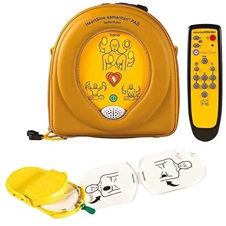 MedX5 halbautomatischer Trainingsdefibrillator, Übungsdefibrillator PAD 350P, Defibrillator für Trainer, Ausbilder, Schulen