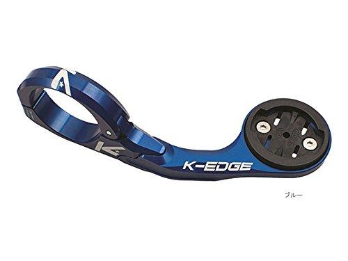 K-Edge XL Mount - uchwyt mocujÄ cy do Garmin Edge (niebieski)