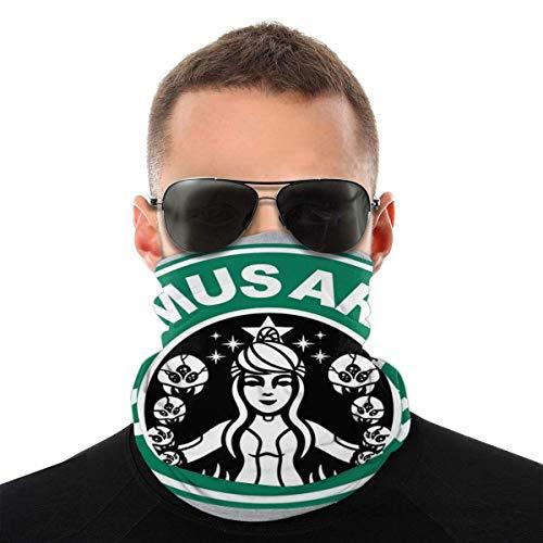 Teemoo Metroid Starhunt Samus Aran Kaffee Sorte Kopftuch Gesichtsmaske Magische Kopfbedeckung Hals Gamasche Gesicht Bandana Schal