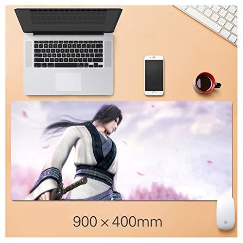 ACG2S Anime maus pads gaming pad maus computer mousepad 900x400mm gaming mauspad gamer zu tastatur laptop maus matten,rutschfest Gummierte strapazierfähig China Spiele-7