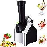 Máquina De Helado Portátil para Uso Doméstico, Máquina De Yogur Congelado para Servicio Suave De Frutas para Postre De Fruta Congelada, Hacer Vegano