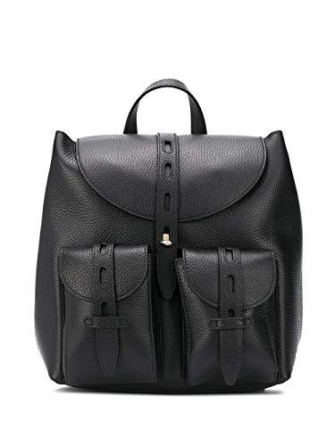 Furla Luxury Fashion Damen 1056797 Schwarz Rucksack |