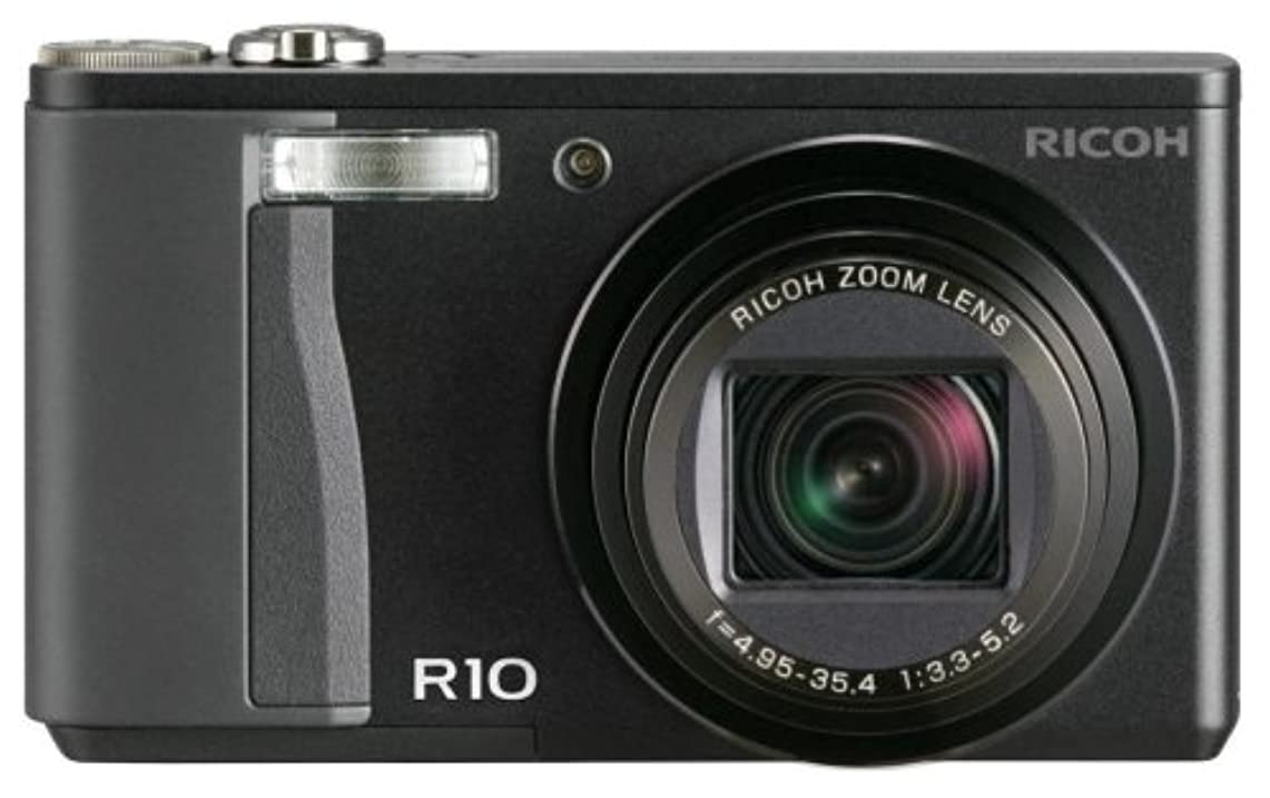 クリスチャン名前でまたねRICOH デジタルカメラ R10 ブラック R10BK
