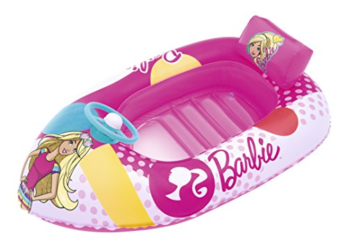 Best Way Canottino Barbie Cm 114X71 con Volante E...