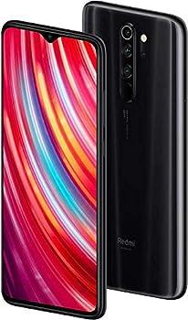 Xiaomi Redmi Note 8 Pro 128GB Hybrid Dual-SIM GSM Unlocked Phone - Dark Grey