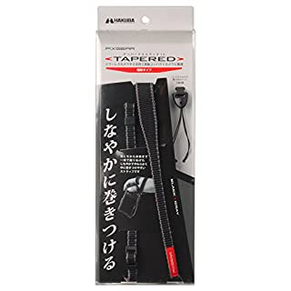 HAKUBA ストラップ テーパードストラップ15 ブラック KST-60TP15BK