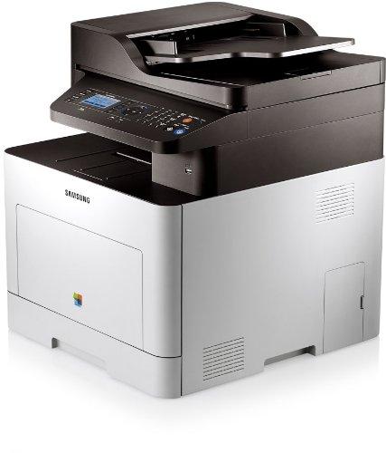 Samsung CLX-6260FD Multifuncional - Impresora multifunción (Laser, Colour, Colour, 25 ppm, 17 s, 17 s)