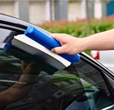 Milestouch Car Squeegee Glass Window Dryer Silicone Blade Cleaning Water Wiper (1)