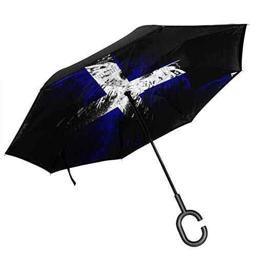 Paraguas Escoces marca Jully Satt