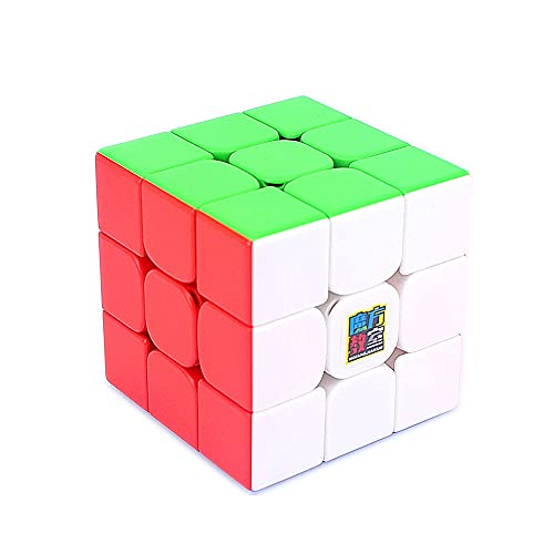 LiangCuber Moyu RS3M 2020 Speed Cube Magnetic 3x3 Magic Cube stickerless RS3 M 3x3x3 Puzzle Cube