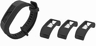 SHEAWA Huawei band 3 pro ケース 3個 保護カバー 保護ケース シリコン製 衝撃や傷から保護