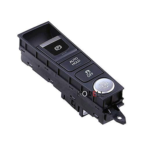 EUCparts - Interruptor de freno electrónico para V-W Passat B7 V-W CC 3AD927137A 3AD 927 137A