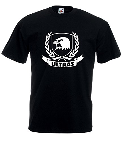 Settantallora - T-Shirt Maglietta J1802 Ultras Calcio Spezia Taglia M