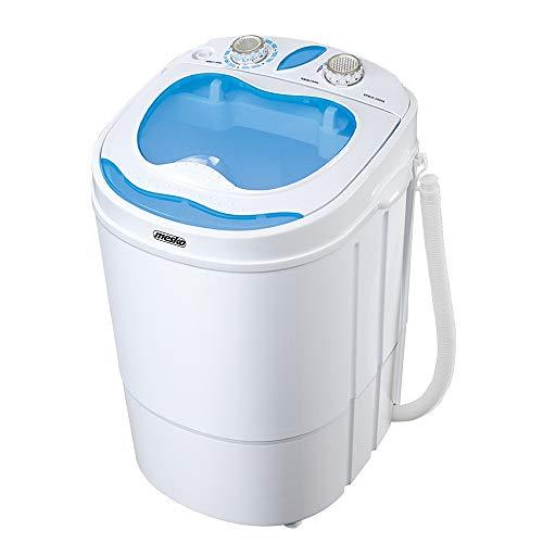 Mesko MS 8053 Waschmaschine Wäscheschleuder Waschautomat Reise Tragbar 3kg Max. 580W