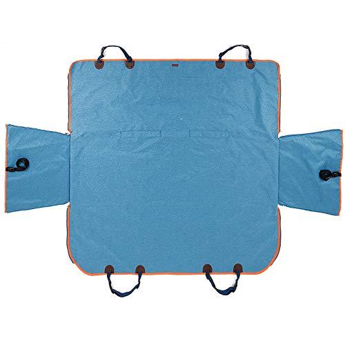CWWHY Auto-Sitzabdeckung Praktische Rücksitz Autoschondecke, Autoschutzdecke, Auto-Abdeckung für Hunde Schützt Ihre Autositze, ideal für den Transport von Tieren