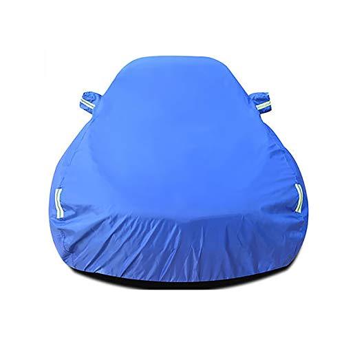 Guoguocy Fundas para Coche Cubierta del Coche, de protección Solar a Prueba de Agua, Compatible con Cubierta de Coche BMW M4, Adaptarse a Las diversas Condiciones meteorológicas (Color : D)