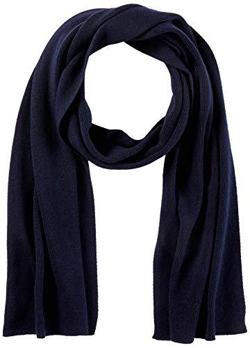Sisley Scarf Sciarpa di Moda, Blue Melange 66u, OS Uomo