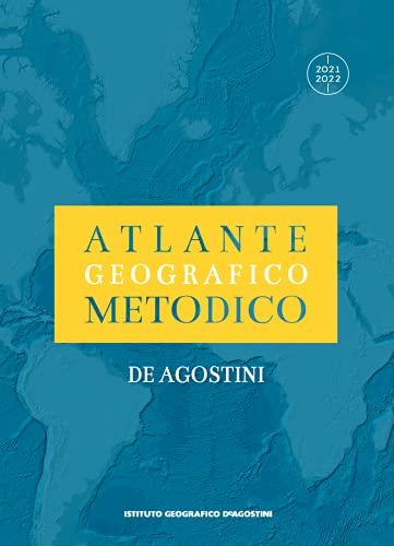 Atlante geografico metodico 2021-2022