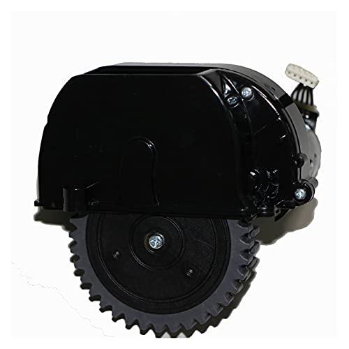 MIAOMIAO Fit for ilife Wheel Fit pour Ilife v3s Pro ILife V5S Pro Robot Aspirateur ILife V55 V50 Roues Pièces Accessoires DE Remplacement Service (Color : Right and Left)