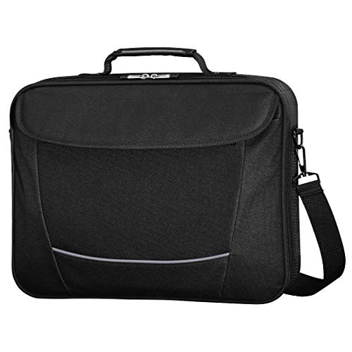 Preisvergleich Produktbild Hama 00101769 Laptoptasche 43, 9 cm (17, 3 Zoll) Messenger-Tasche schwarz Notebooktasche (Messenger-Tasche,  43, 9 cm (17, 3 Zoll),  800 g,  schwarz)