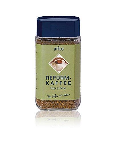 Arko Expr. Reformkaffee Extra Mild, 100 G