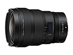 14-24mm ultra-wide, ultra-compact zoom with an f/2.8 constant aperture. Outstanding optics and resolution across the entire frame. Great for landscapes, cityscapes, night skies, architecture, interiors and environmental portraits. Weatherproof build....