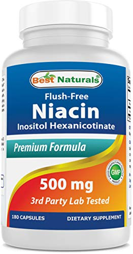 Best Naturals Flush-Free Niacin review