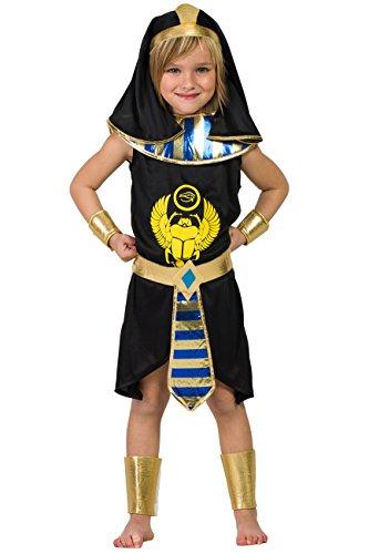 Disfraz Egipcio negro (10-12 AÑOS)