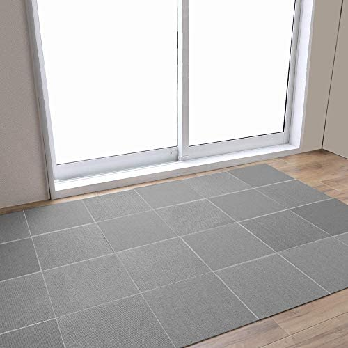 LOOBANI Non Slip Treads Mat for Dogs and Pets Self Adhering Removable Washable Step Rugs Floor product image