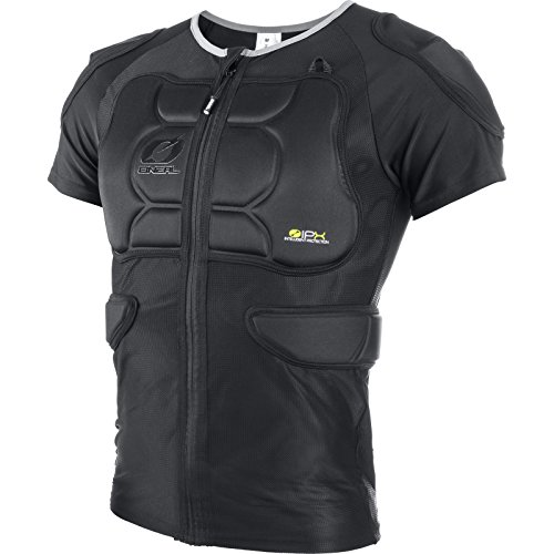 0289-324 - Oneal BP Kurzarm-Shirt mit Protektoren, Gr, L, Black