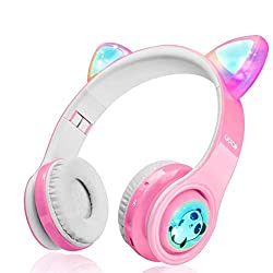 WOICE Girls Wireless Headphones