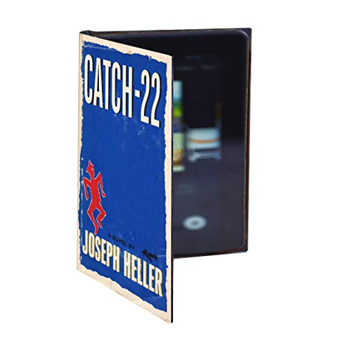 Kindle Fire and 7 Inch Tablet Case with Iconic Book Cover (Catch 22)