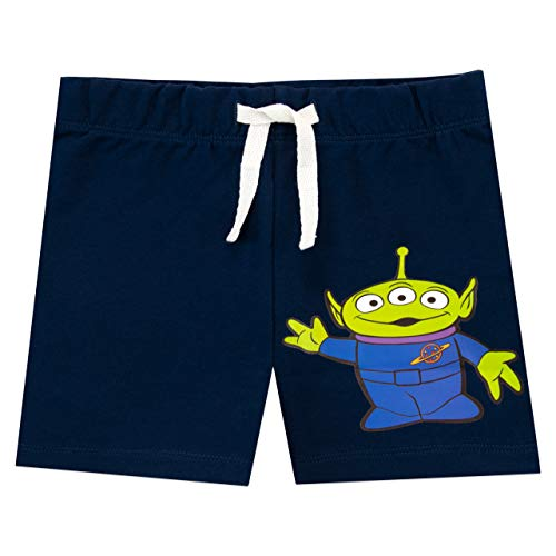 Disney Maglietta e Pantaloncini per Ragazzi Toy Story Multicolore 3-4 Anni