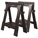 STANLEY B AND D INC HAND TOOLS Sawhorse Folding 2PC
