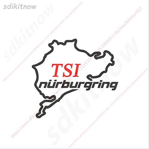 calcomania nurburgring fabricante Tamico