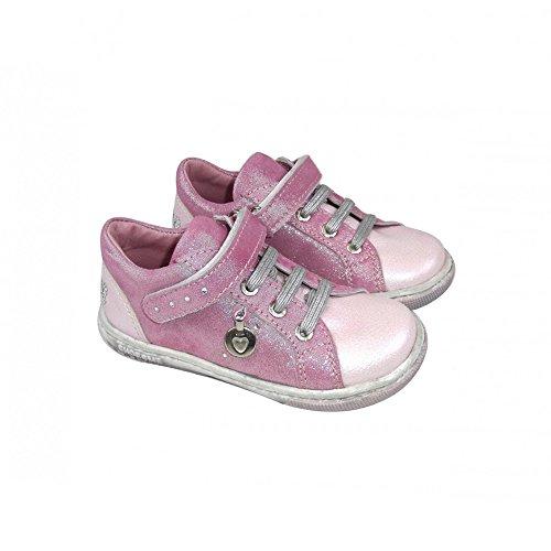 Shoesme Extreme Flex EF5S011-A Baskets pour fille Rose/rose Pointure 19-24 - Rose - rose bonbon, 21 EU