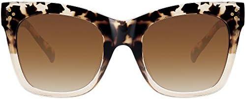 MEETSUN Sunglasses for Women Fashion 100 UV Protection Oversized Designer Style Trendy Shades product image