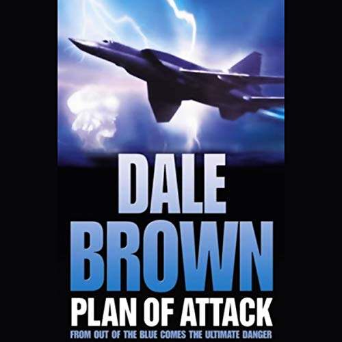 Plan of Attack audiobook cover art