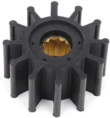 GHmarine Waterpomp Impeller Vervanging voor Volvo Penta Motor Onderdelen 21951348 21213660