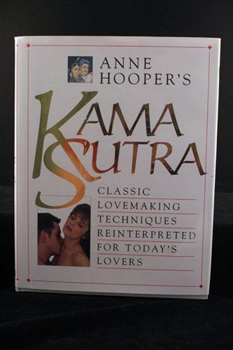 Book, anne hooper's kama sutra guide (Package Of 4)