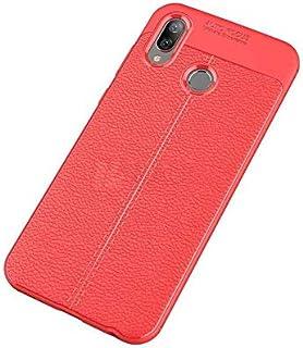 Honor 10 lite 2018 Back Case Auto Focus Silicon - Red
