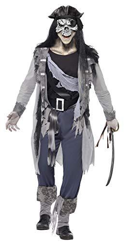 Smiffys - Haunted Swashbuckler Coat
