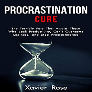 Procrastination Cure cover art