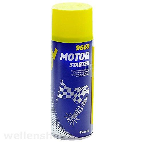 MANNOL Starthilfe-Spray Kaltstarthilfe 9669 450ml