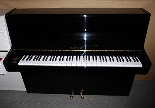 Klavier Marke Samick schwarz poliert gebraucht