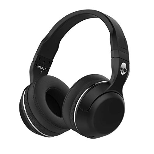Skullcandy S6HBGY-374 Hesh 2.0 Over-Ear Bluetooth Wireless Headphone -...