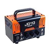 JOYO FireBrand (FIREBALL) BanTamp Series Mini Amp Head 20 Watt Preamp 2 Channel Hybrid Tube Guitar Amplifier with Bluetooth
