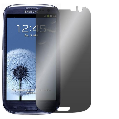 Slabo anti-meekijkfolie Samsung Galaxy S3 / S3 Neo privacy screen protector