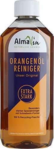 AlmaWin Bio Orangenöl-Reiniger Extra Stark (2 x 500 ml)