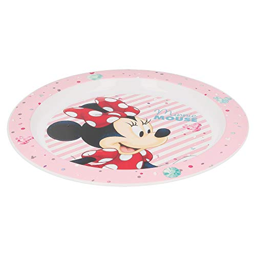 Assiette Micro Kids Minnie Mouse - Disney - Electric Doll